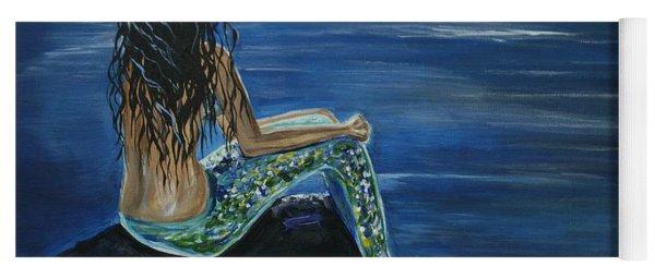 Enchanted Mermaid Yoga Mat