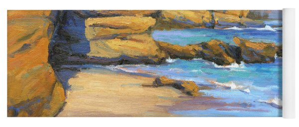 End Of Summer / Laguna Beach Yoga Mat