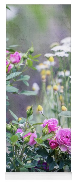 English Garden Yoga Mat