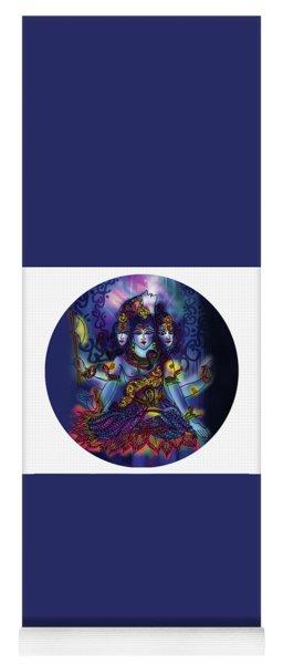 Enlightened Shiva Yoga Mat