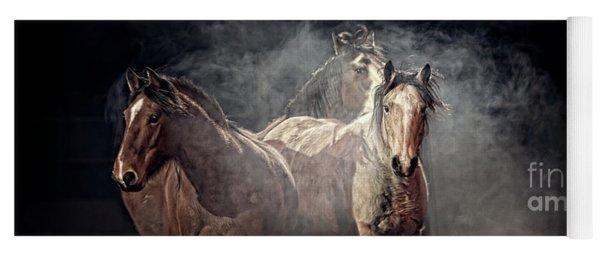 Equine Appearance Yoga Mat