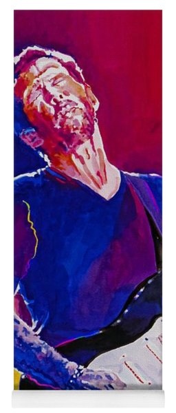 Eric Clapton - Crossroads Yoga Mat