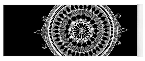 Estrella Mandala Yoga Mat