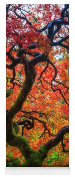 Ethereal Tree Alive Yoga Mat