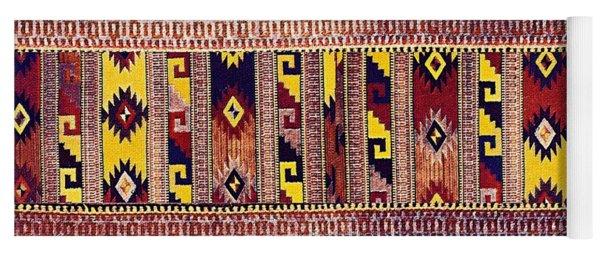 Ethnic Tribal Yoga Mat