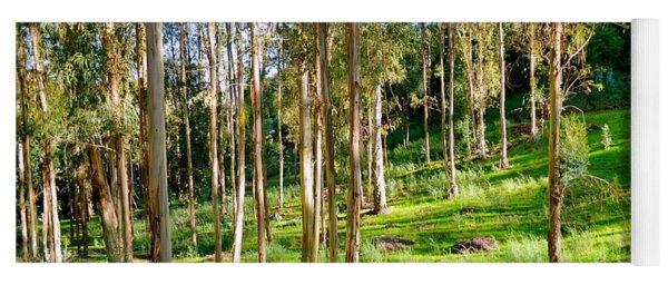 Eucalyptus Yoga Mat