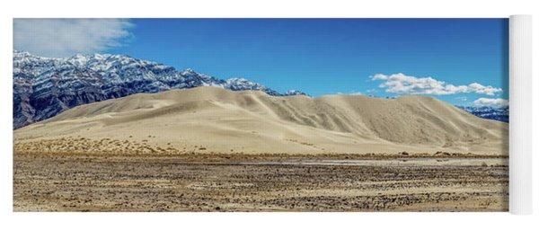 Eureka Dunes - Death Valley Yoga Mat