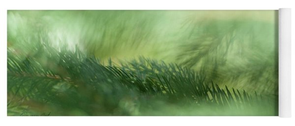 Evergreen Mist Yoga Mat