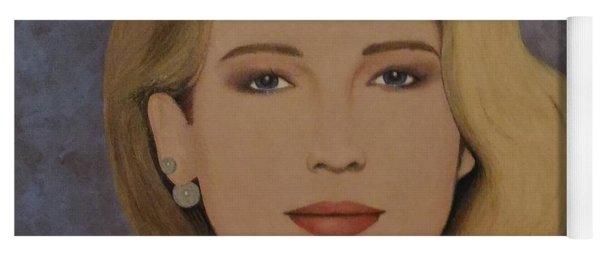 Exquisite - Jennifer Lawrence Yoga Mat