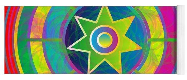 Eye Of Kanaloa 2012 Yoga Mat