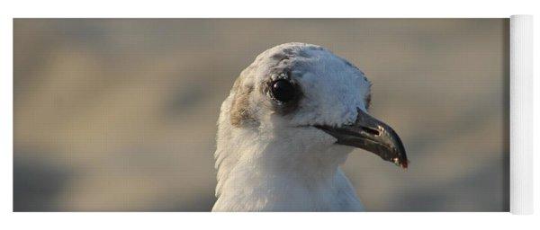 Eye Of The Gull Yoga Mat