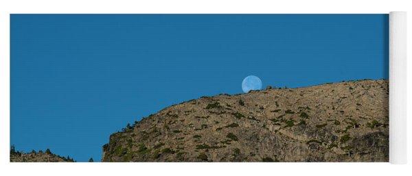 Eye Of The Mountain Yoga Mat