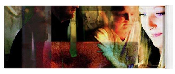 Eyes Wide Shut - Stanley Kubrick's Movie Interpretation Yoga Mat