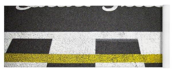 F1 Circuit Gilles Villeneuve - Montreal Yoga Mat