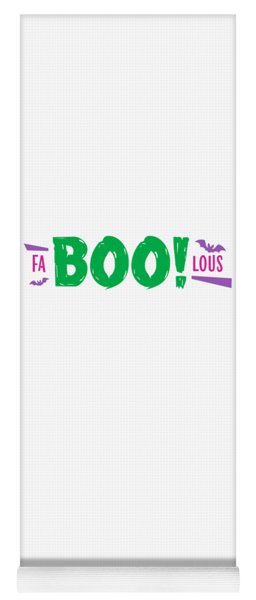Fa Boo Lous Pun On Halloween Scary But Easy Costume Love Halloween Office Parties Gift Or Present Yoga Mat