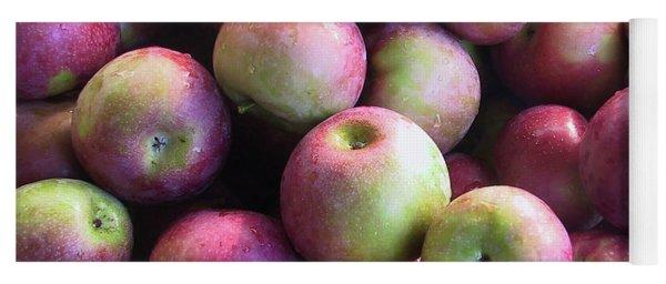 Fabulous Fall Fruits Yoga Mat