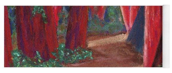 Fairfax Redwoods Yoga Mat