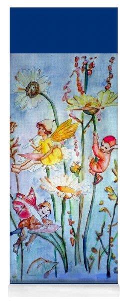 Fairy Babies Yoga Mat