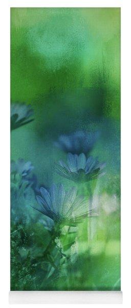Fairy Garden Yoga Mat