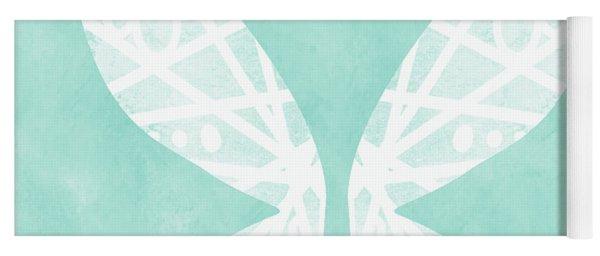 Fairy Wings- Art By Linda Woods Yoga Mat