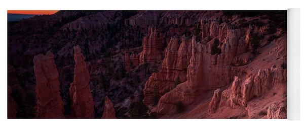 Fairyland Canyon Yoga Mat