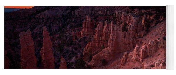 Fairyland Canyon Yoga Mat