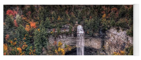 Fall Creek Falls Yoga Mat