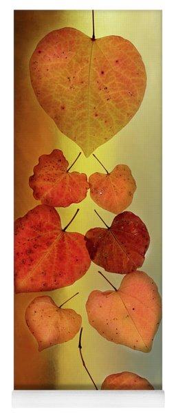 Fall Leaves #2 Yoga Mat