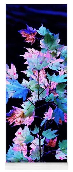 Fall Leaves1 Yoga Mat