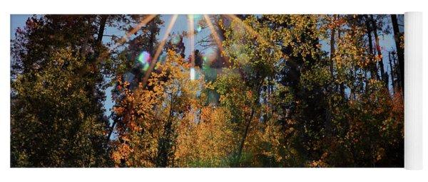 Fall Mt. Lemmon 2017 Yoga Mat