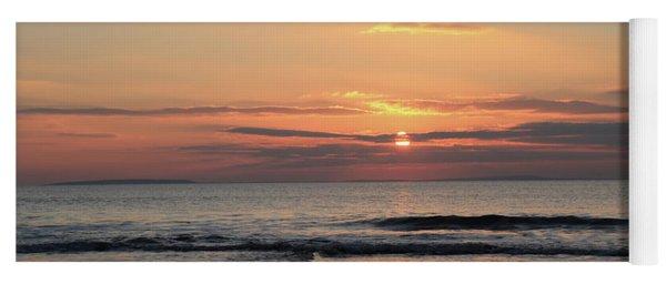 Fanore Sunset 3 Yoga Mat