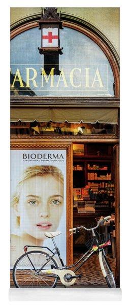 Farmacia Bioderma Bicycle Yoga Mat