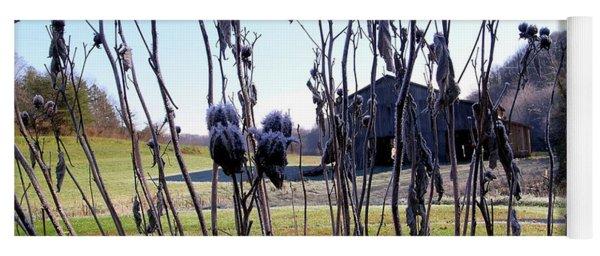 Farmland In Kentucky Yoga Mat