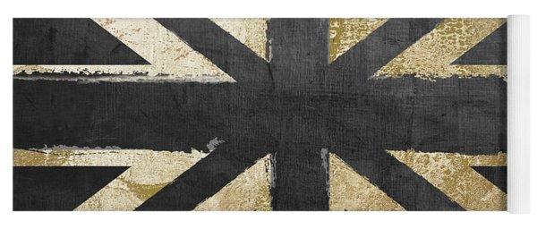 Fashion Flag United Kingdom Yoga Mat