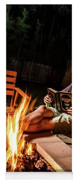 Fear By Fire Yoga Mat