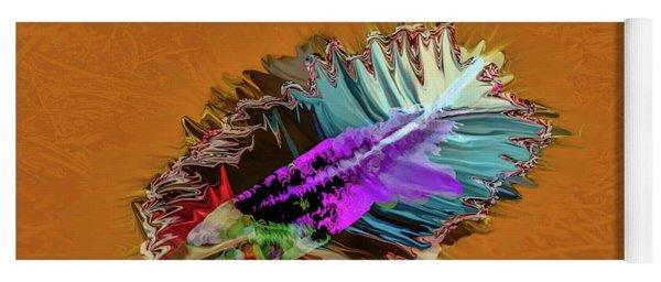 Feather #h8 Yoga Mat