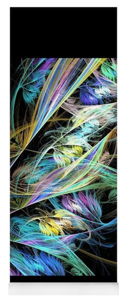 Feather Yoga Mat