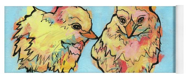 Feathered Friends Yoga Mat