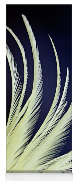Feathers Yoga Mat