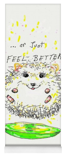 Feel Better Yoga Mat