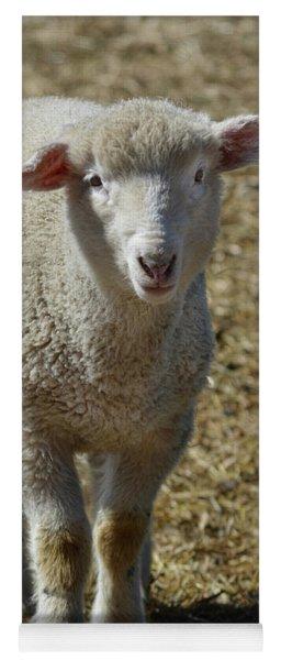 Feeling Sheepish Yoga Mat
