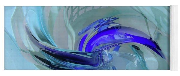 Feeling Tiffany Blue Yoga Mat