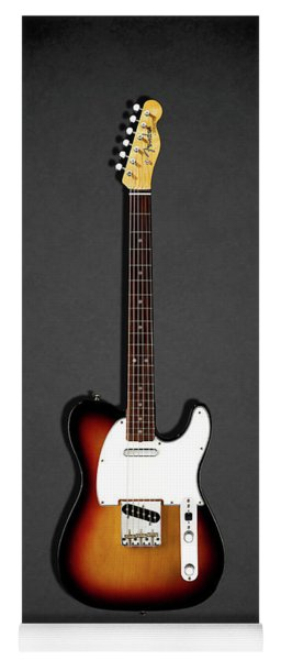 Fender Telecaster 64 Yoga Mat