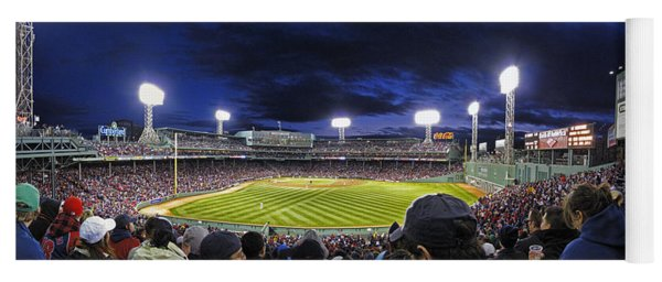 Fenway Night Yoga Mat