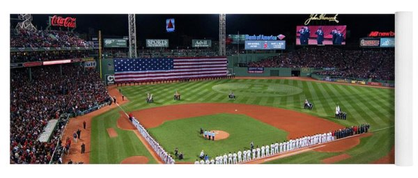 Fenway Park World Series 2013 Yoga Mat