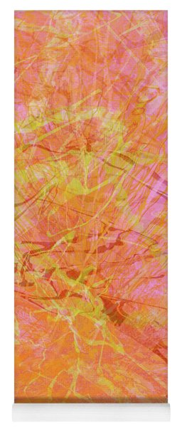 Fern Series #42 Yoga Mat