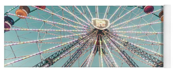 Ferris Wheel 7 Yoga Mat