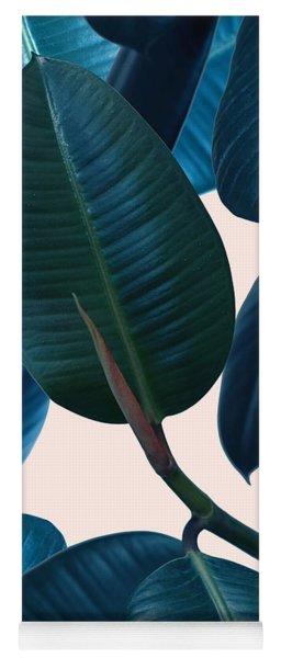 Ficus Elastica 2 Yoga Mat