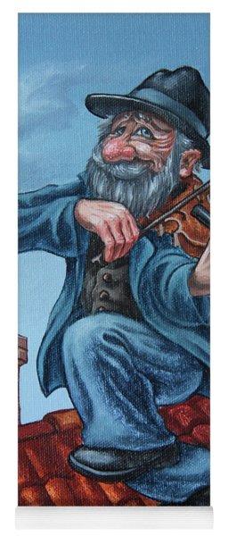 Fiddler On The Roof. Op.#2773 Yoga Mat
