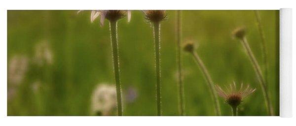 Field Of Flowers 2 Yoga Mat